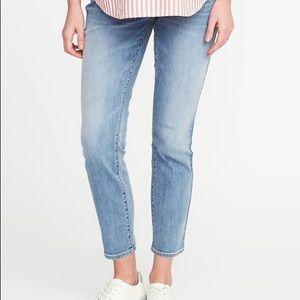 Denim - VTG Maternity Mom jeans sz 12/14
